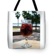 Seaside Sangria Tote Bag