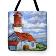 Seaside Sentinal Tote Bag
