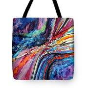 Seaside Squared Tote Bag