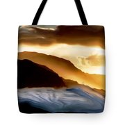 Seaside Storm Tote Bag