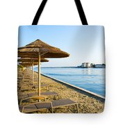 Seaside Time Tote Bag