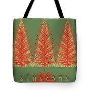Season' Greetings 1 Tote Bag