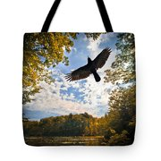 Season Of Change Tote Bag