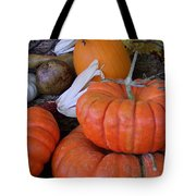 Seasonal Giants Tote Bag