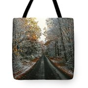 Seasonal Mix Tote Bag