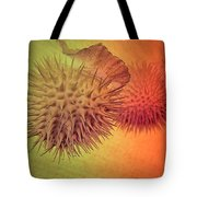 Seasons Of Life - Beginning And Ending Tote Bag