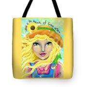 Seasons Of Wonder Summer Tote Bag