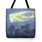 Seasons Winter Tote Bag