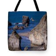Seastacks Tote Bag