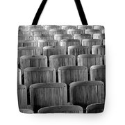 Seat Backs Tote Bag
