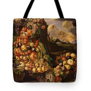 Seated Figure Of Summer, 1573  Tote Bag