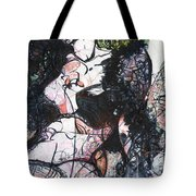 Seated Lux Tote Bag