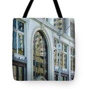 Seattle Architecture Tote Bag