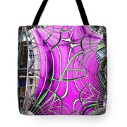 Seattle Art Museum Tote Bag