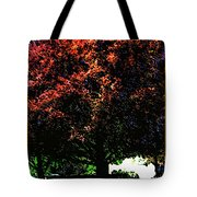 Seattle Chateau Ste Michelle Tree Tote Bag