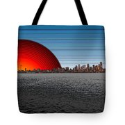 Seattle Dawning 2 Tote Bag