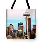 Seattle Daylight Tote Bag