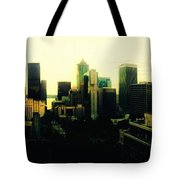 Seattle - Downtown Tote Bag