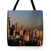Seattle Equinox Tote Bag