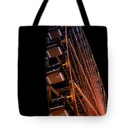 Seattle Great Wheel Tote Bag
