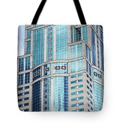 Seattle High Rise Tote Bag