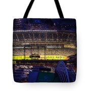 Seattle Mariners Safeco Field Night Game Tote Bag