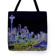 Seattle Quintessence Tote Bag