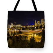 Seattle Rush Tote Bag