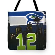 Love Our Team Tote Bag