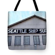 Seattle Ship Supply 2 Tote Bag