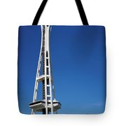 Seattle Space Needle Tote Bag