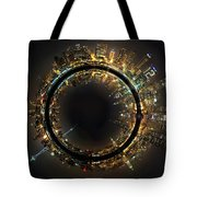 Seattle The 12th Man Inside Out Tote Bag