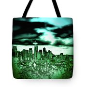 Seattle - The Emerald City Tote Bag