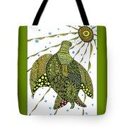 Seaturtle  Tote Bag by Barbara McConoughey