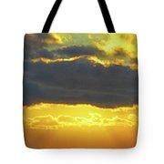 Seaview Sunset 3 Tote Bag