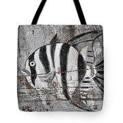 Seawall Art Tote Bag