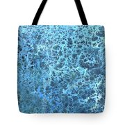 Seawater Froth Tote Bag