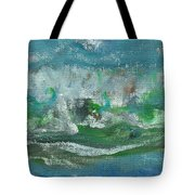 Seawaves Tote Bag