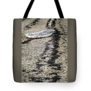 Seaweed And Sand Tote Bag