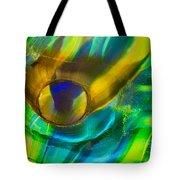 Seaweed Creature Tote Bag by Omaste Witkowski