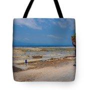 Seaweed Farmer Tote Bag