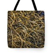 Seaweed On The Coast Of Iceland Tote Bag