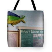 Sebastian Inlet State Park Ix Tote Bag