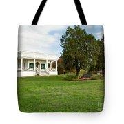 Sebastopol House Historic Site Tote Bag