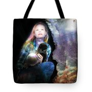 Secession Of Time Tote Bag