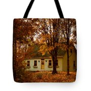 Secluded In The Trees Tote Bag