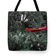 Secluded Spot Tote Bag