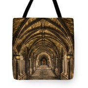 Seclusion Tote Bag by Evelina Kremsdorf