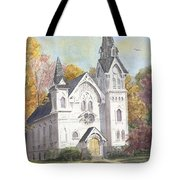 Second Congregational Church Tote Bag