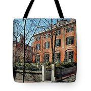 Second Harrison Gray Otis House  Tote Bag by Wayne Marshall Chase